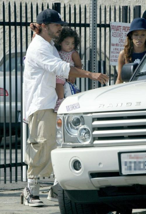 Ok, you-take this midget thingy.  Britney-buy me this car.  Ok, good talk everybody.
